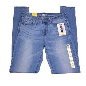 Levi's Denizen Modern Skinny Stretch Blue Jeans 6L
